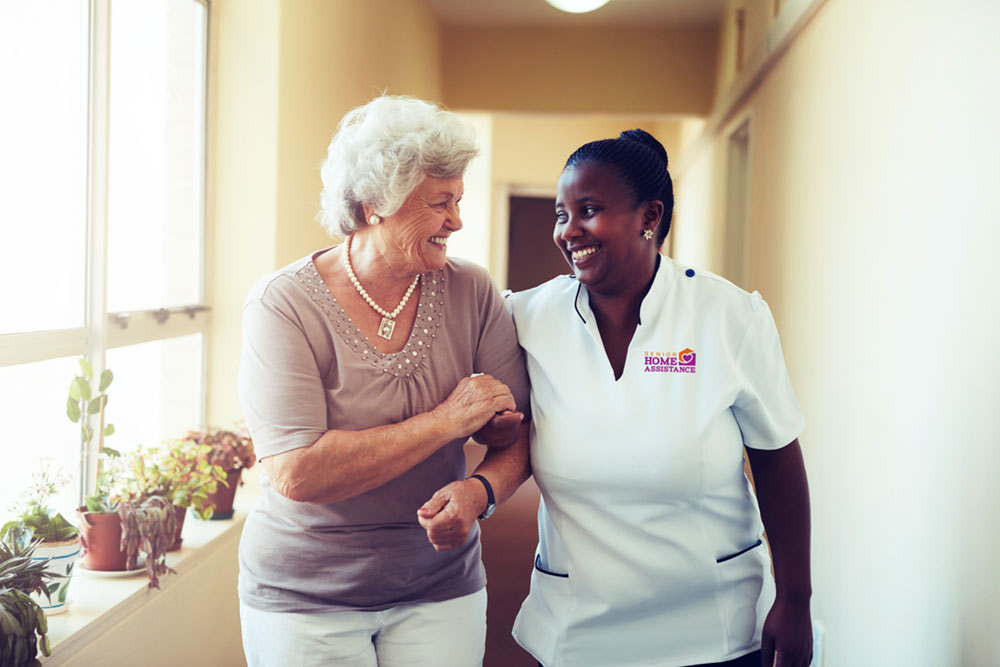 Elderly care and companion care with at home healthcare services in Knoxville, TN