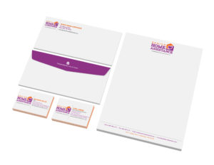 Senior Home Assistance Branding & Identity